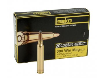 Sako .300 Win. Mag. Hammerhead 14,3g