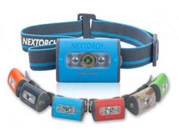 Čelová svítilna NexTORCH TREK STAR