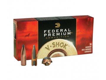 Federal 300 Win. Premium Vital Shok, Barnes MRX-Bullet