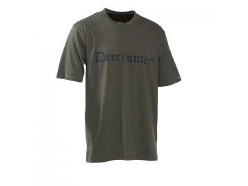 Deerhunter logo tričko, kr. rukáv