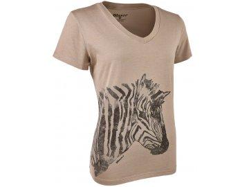 blaser tricko zebra damske doplnujici 2