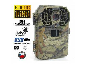 fotopast bunaty full hd 8gb karta 8x baterie