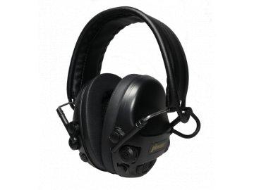 glowiser electronic hearing protectors image