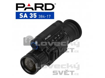 termovize PARD SA35