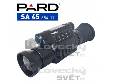 termovize PARD SA45
