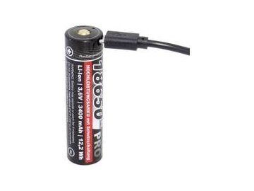 Nextorch 18650 3400mAh 2ks