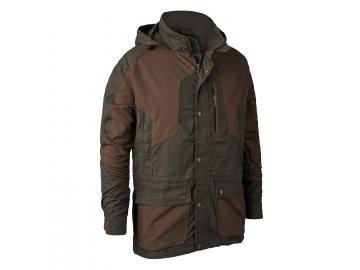 Deerhunter Strike bunda zelená-khaki  prodloužená
