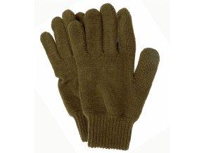Afars rukavice pletené