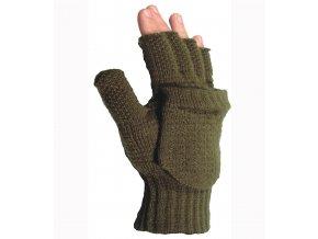 Afars Rukavice pletené bez prstů 4165e7f87b