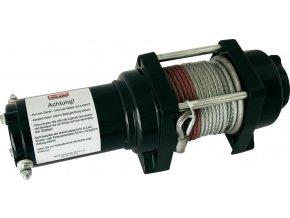 Naviják s kabelovým ovládáním, 12 V, 1590 kg