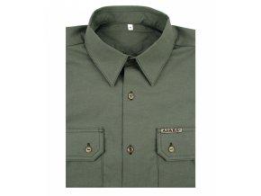 Afars košile bavlna DR nadměrná velikost