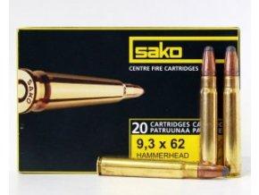 Sako 9,3x62 Hammerhead 18,5g