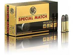 RWS .22LR Special Match 2,6g