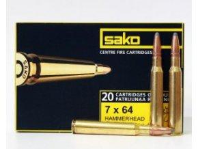 Sako 7x64 Hammerhead 11g