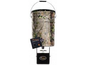 Krmící automat WILDGAME TH-50P2, 25 LITRŮ - světelné čidlo