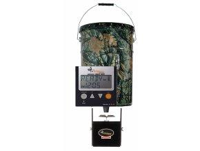 Krmící automat WILDGAME TH-50P2, 25 LITRŮ - digitální
