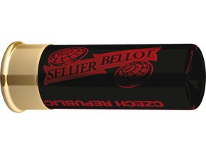 Sellier & Bellot 12x70 3,0mm Red and Black 35,4g