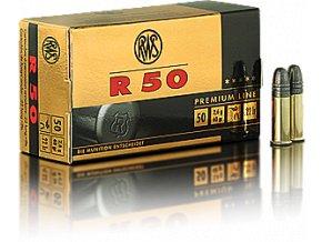 RWS .22LR R50 2,6g
