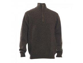 Deerhunter Hastings pletený svetr se zipem u krku