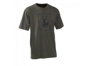 Deerhunter logo tričko - Shield