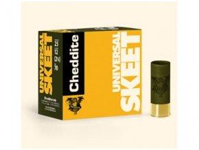 Cheddite Universal Skeet 12x70 2,0mm 24g