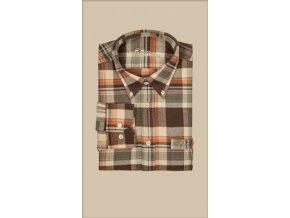 Blaser flanelová košile Lom Heavy - vel. L