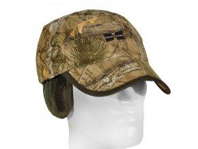 Waterproof Cap zimní myslivecká čepice b. 3DX kamufláž