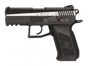 Vzduchová pistole CZ-75 P-07 Duty Bicolor Blow Back