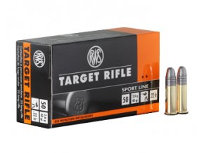 RWS .22LR Target Rifle 2,6g