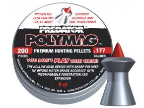 Diabolo Predator PolyMag 200ks cal. 4,5mm