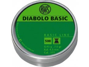 Diabolo Basic, kal. 4,5 mm 500 ks