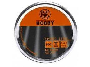 Diabolo Hobby kal. 4,5 mm 500 ks