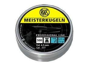 Diabolo Meisterkugeln, kal. 4,5 mm 500 ks těžší