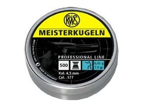 Diabolo Meisterkugeln, kal. 4,5 mm 500 ks lehčí