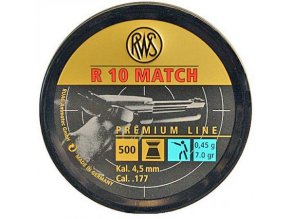 Diabolo R10 Match Pistol, kal. 4,5 mm
