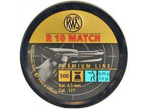 Diabolo R10 Match Pistol, kal. 4,5 mm