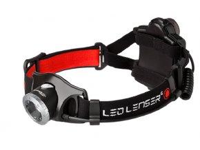 LED Lenser čelovka H7R.2