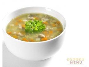 Expres Menu Hovězí polévka s játrovou rýží 300g