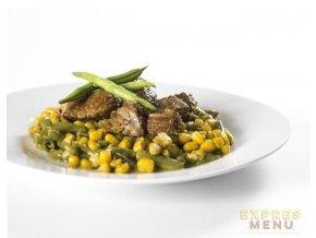 Expres Menu Hovězí maso se zeleninou 300g
