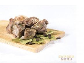 Expres Menu vepřové maso ve vlastní šťávě 600g