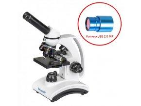 Mikroskop Delta Optical BioLight 300 s USB kamerou 2Mp