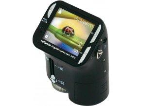 Mikroskopová digitální USB kamera Reflecta 66130 s LCD, 1,3 Mpix, 3,5 - 35x