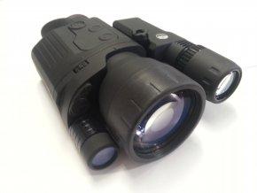 Digitální noční vidění PULSAR Digiforce 870VS + IR 940 akční set