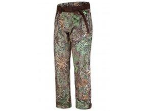 vyr 1353Windarmour lovecke kalhoty jaro podzim b Kamuflaz 3DXG