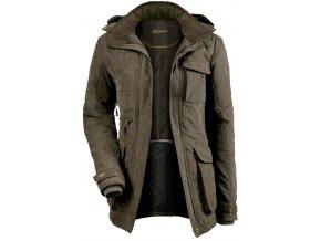 114028 Argali2 bunda zimní dámská hnědá