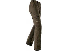 114073 Argali2 kalhoty zimní dámské hnědé