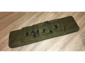 135 pouzdro tactical na dlouhou zbran 127x25 5cm zelena cerna