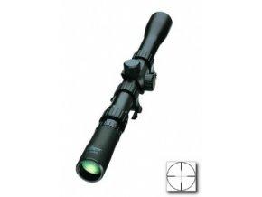Puškohled Luger 3-7x20 LG