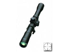 Puškohled Luger 4x20 LG