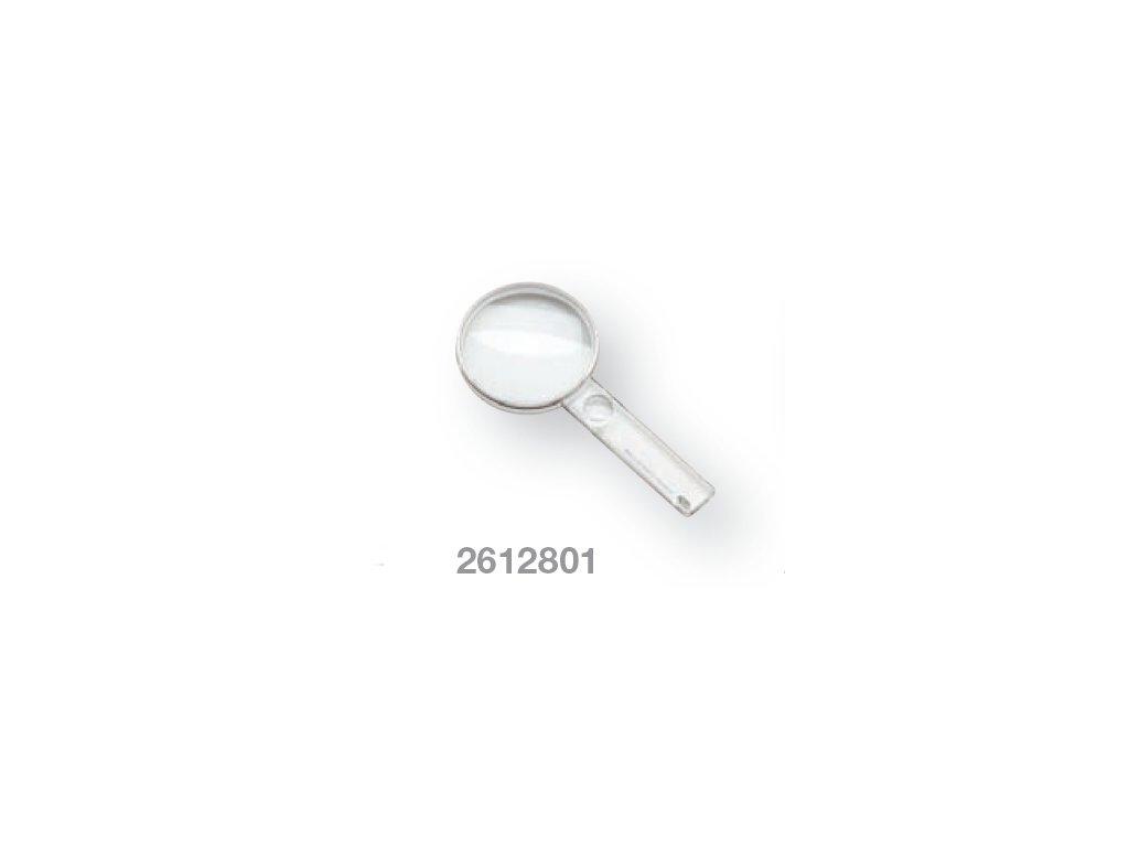 Kapesní lupa bikonvexní zv.  2,25x